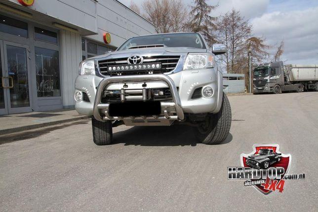 Osłona aluminiowa silnika Toyota Hilux