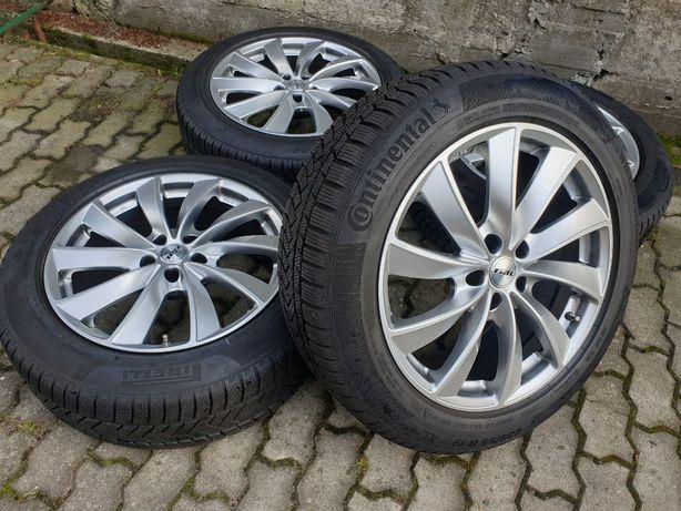 """Felgi Rial 19"""" 5x112 Porsche Macan Mercedes GLC ML R Audi Q5"""