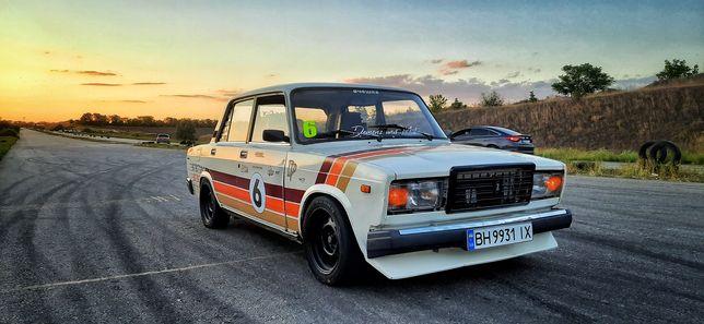 ВАЗ 2107  #чешка