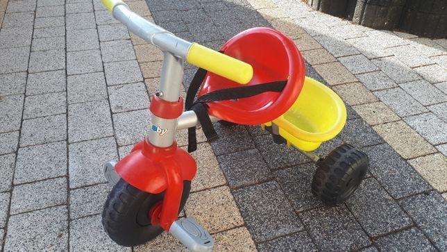 Sprzedam rowerek trójkołowy Smoby
