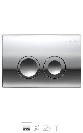 Кнопка для смыва Geberit Delta 21 глянцевый хрома