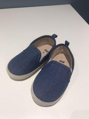 Buty chłopięce h&m rozmiar 22