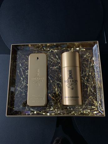 Paco Rabanne 1 Million EDT 100 ml +Dezodorant 150 ml.