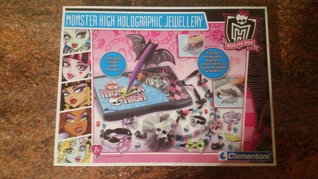 Tworzenie Biżuterii - Monster High - Clementoni