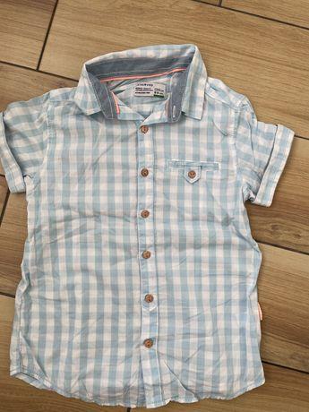 Koszula chlopieca rozm. 134(Reserved)