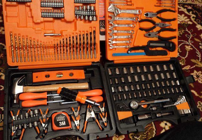 198 предметов - Многофункциональный набор инструментов  Ultra Steel