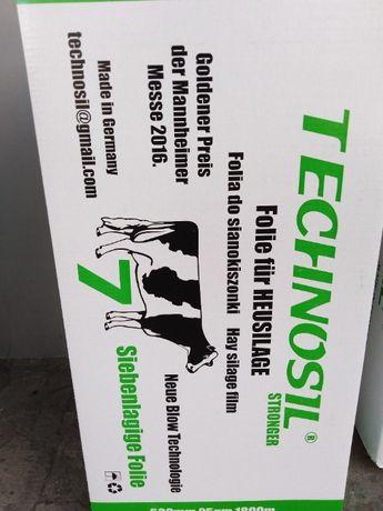 Folia do sianokiszonki Technosil, Folia 500 do sianokiszonki, dostawa