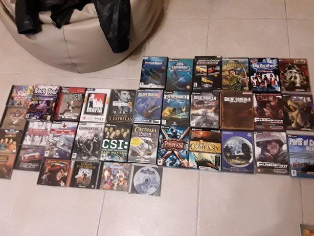 30 Jogos ee PC Originais. Jogos de TOPO
