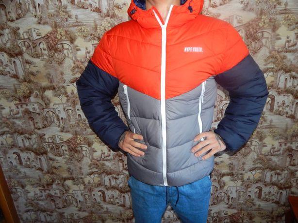 Зимние куртки Новые с бирками (не Nike не Adidas) Размеры S,L