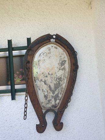 Espelho antigo para coleção