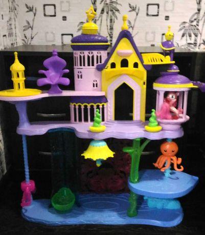 Волшебный замок Каетерлот Земля -море