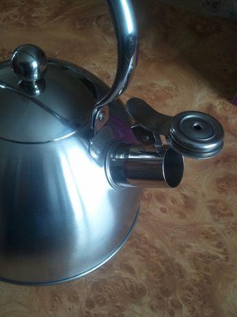 Індукційний чайник 2,5 зі свитком, стильний та екологічний подарунок