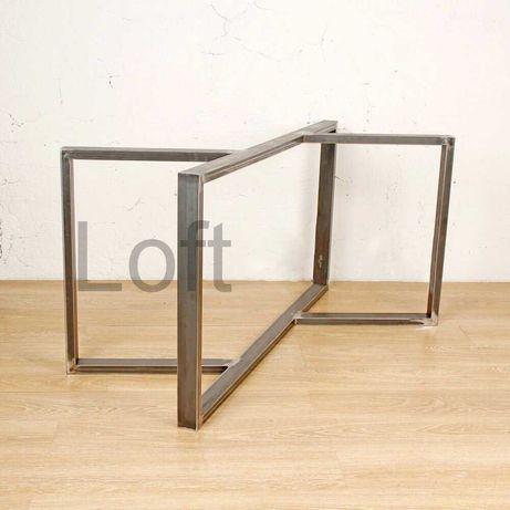 Подстолье для мебели лофт, подстолье лофт Алексус
