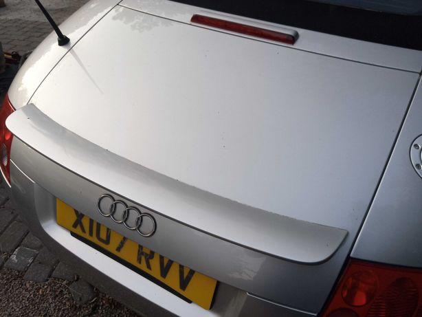 Audi TT 8N cabrio klapa kompletna LY7W