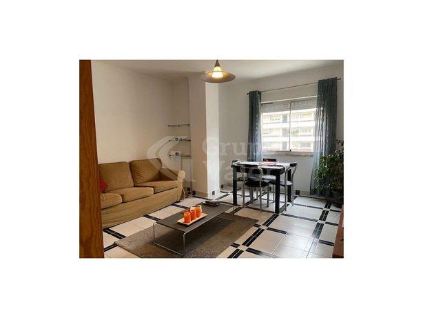 Apartamento T2 com excelente exposição solar!