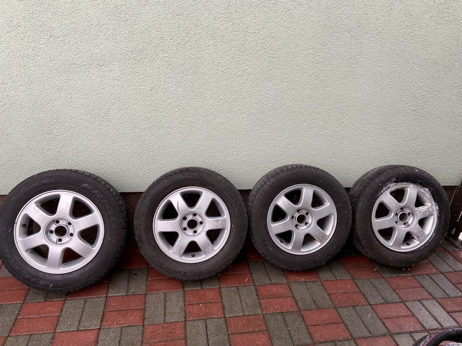 Koła zimowe Audi Volkswagen 195/65 R15 Witkowo - image 1