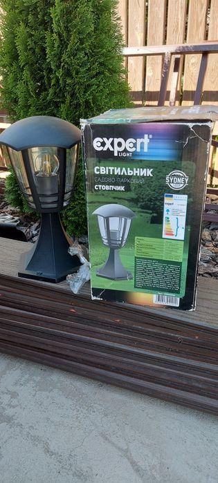 Новый садовый фонарь светильник Одесса - изображение 1
