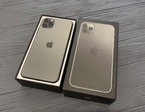 iPhone 11 Pro Max 256gb Space Gray Магазин гарантия рассрочка