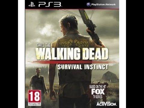 The Walking Dead survival instinct ps3
