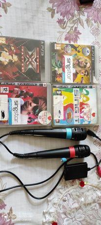 Mikrofony i gry SINGSTAR
