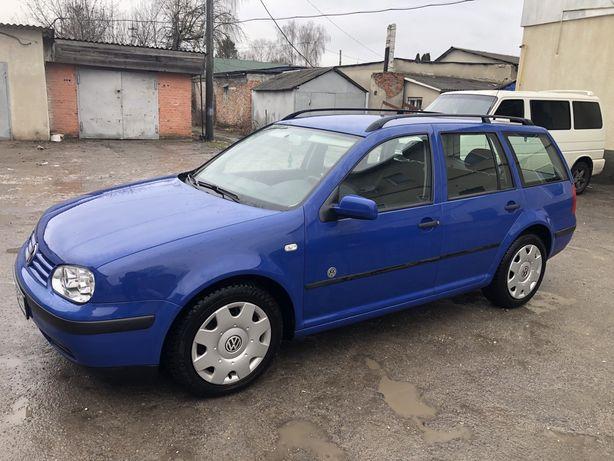 Volkswagen Golf 4 2001