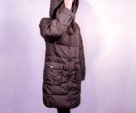 Tommy hilfiger Пуховик пальто (размер М) куртка зимняя парка