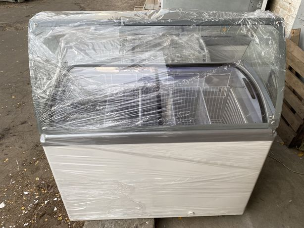 Морозильная витрина/ларь/камера/морозилка с надстройкой/надставкой