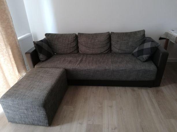 Wypoczynek, narożnik, sofa, fotel