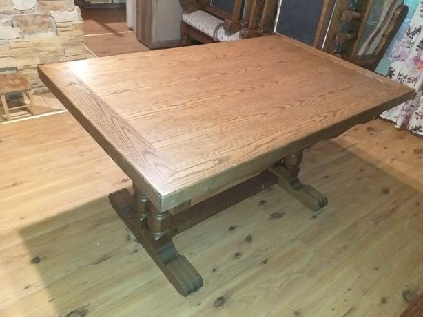 Stół dębowy Vintage