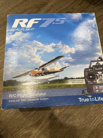 Авиасимулятор Realflight RF 7.5