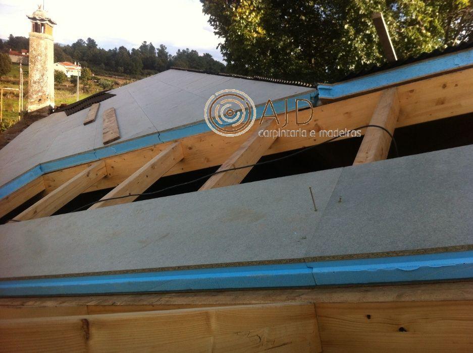 PAINÉIS p/ COBERTURA | Covering Panels for Roofs Escalos De Cima E Lousa - imagem 1