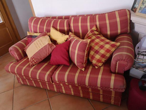 Urgente vendo este sofa lindo