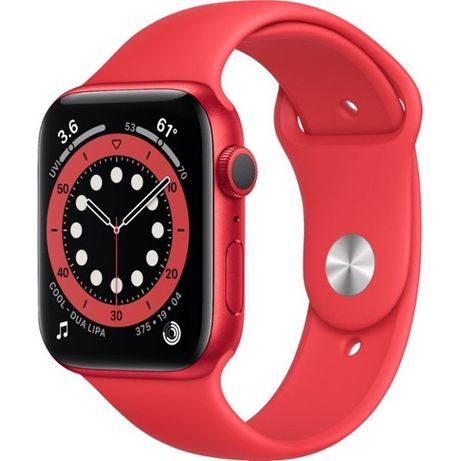 Apple Watch Series 6 40/44 mm Product Red НОВЫЕ! ГАРАНТИЯ от МАГАЗИНА!