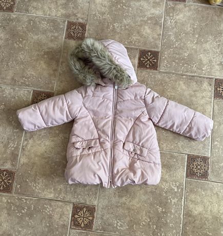 Продам куртку для девочки Zara