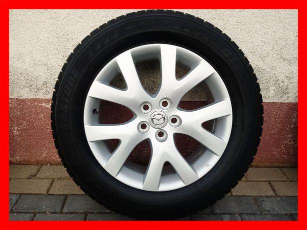 """Felgi koła zimowe 18"""" Mazda CX 3,5,7 5x114,3 - Bridgestone 235/60R18"""