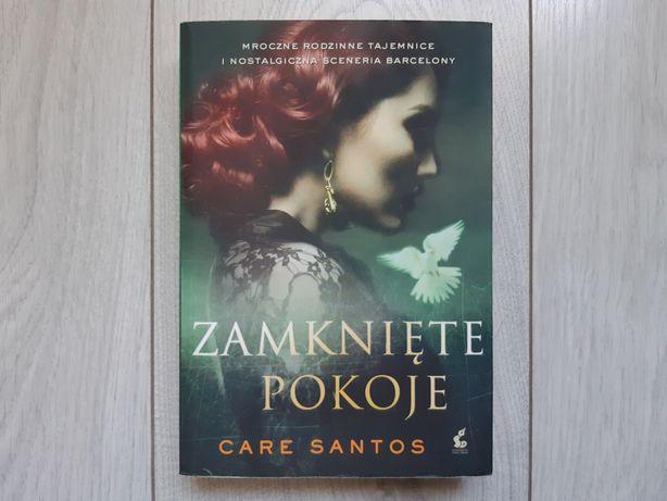 Książka Zamknięte pokoje Care Santos
