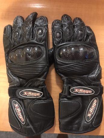 x-rage racing rękawiczki