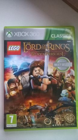 Władca pierścieni Lord Of The Rings Lego xbox 360
