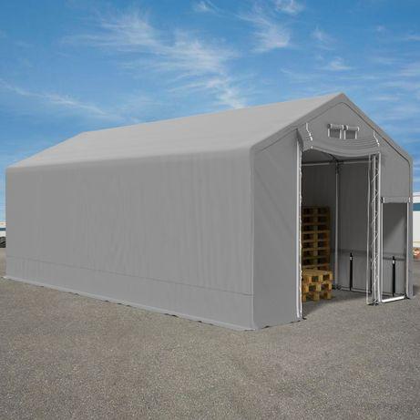 Namiot magazynowy, przemysłowy, hala namiotowa, DASCOMPANY 5x16x3m