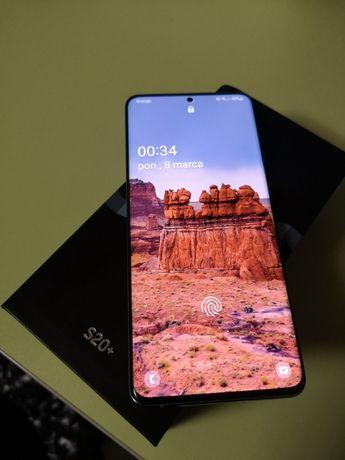 Samsung Galaxy S20+ jak nowy