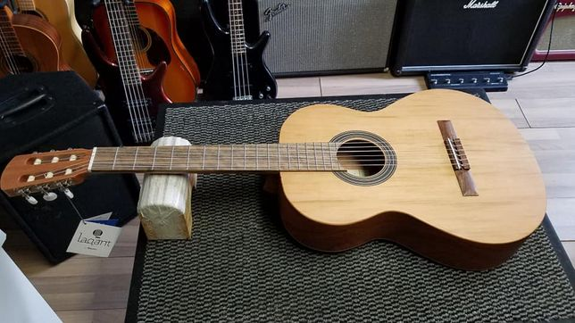 Guitarra Alhambra Laqant By Luthier James F. Gonzales