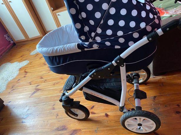 Wózek dziecięcy Magical Sawex