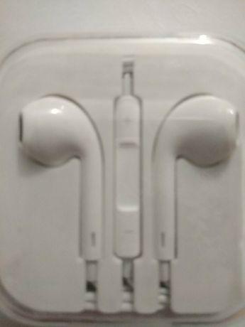 Наушники iPhone штекер новые пересылаю