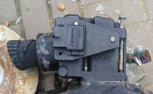 Mercruiser 7.4l 454 V8 riser kolano wydechowe części motorówka