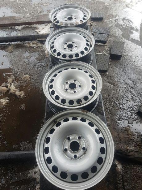 Felgi Stalowe WV Tiguan R16 5x112 ET33 6.5J