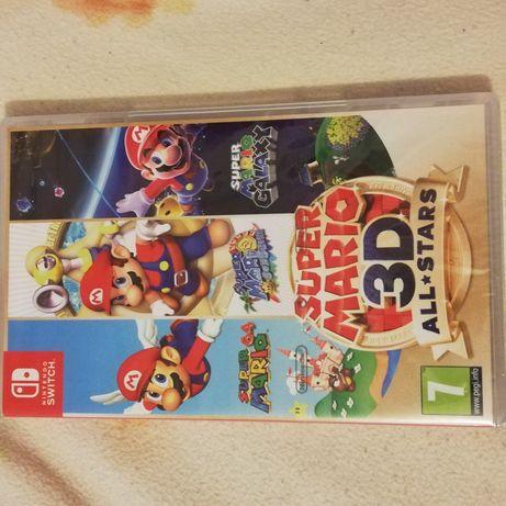 Super mario 3d all stars Nintendo switch novo