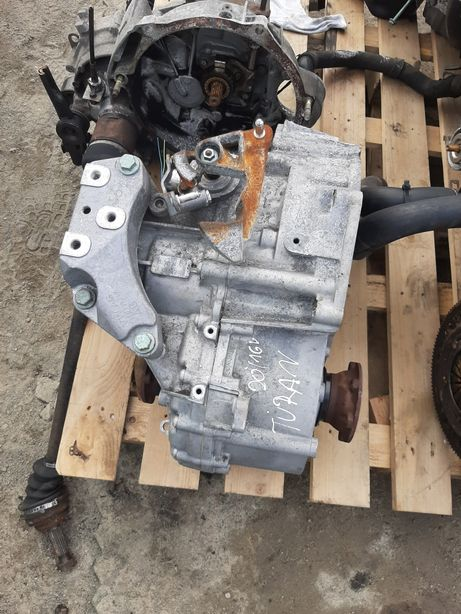 Skrzynia Biegów VW Touran 2.0 16v 6biegowa