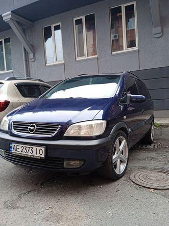 Продам Opel Zafira 1.6 газ