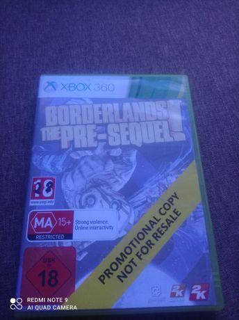 Borderlabds the presequel na Xbox 360