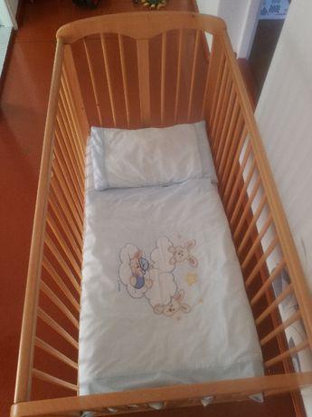 Łóżeczko dzieciece stan idealny
